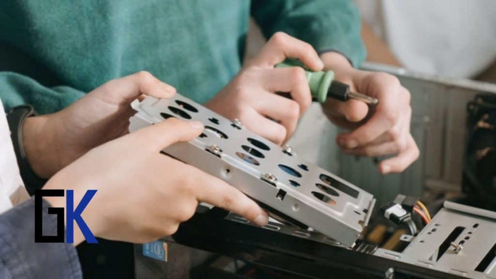 Hard Drive Connections