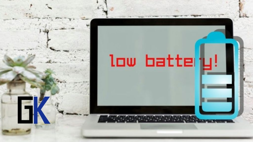 When to Replace Laptop Battery